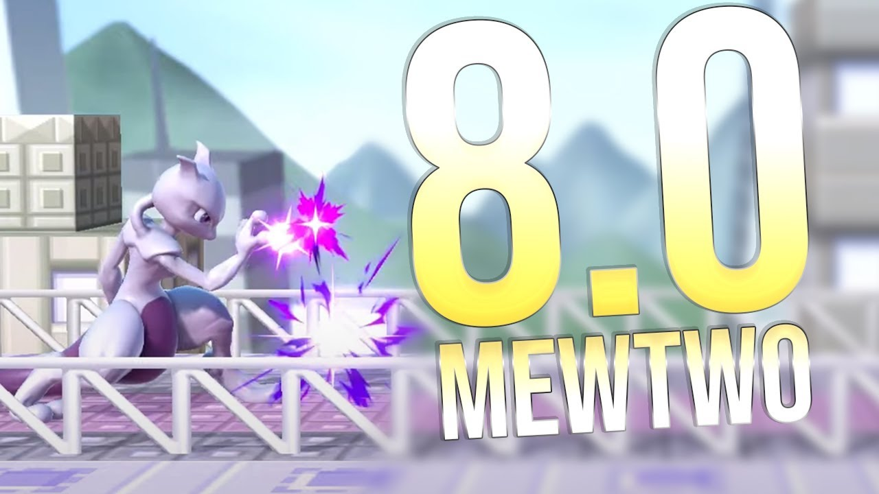 Trying 8.0 Mewtwo