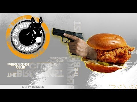 Man Pulls Gun On Popeyes Employee For Running Out Of Chicken Sandwiches