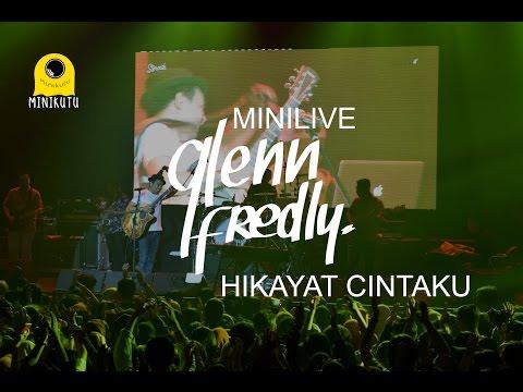Minilive: Glenn Fredly - Hikayat Cintaku Live at Steroids againts aids 2016 Telkom University
