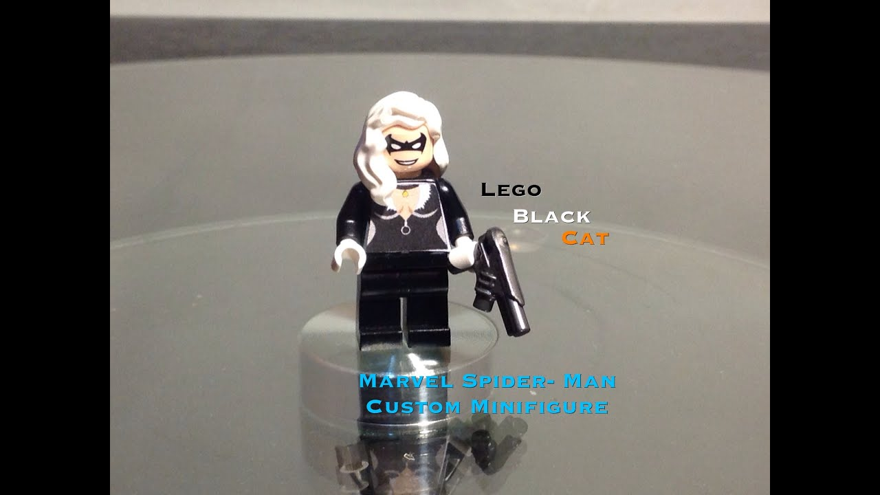 Lego Marvel Black Cat | www.imgkid.com - The Image Kid Has It!