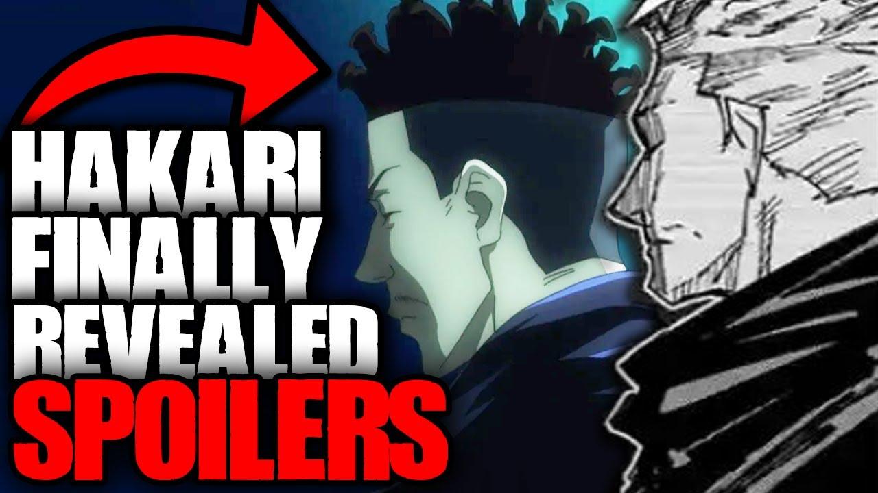HAKARI REVEALED / Jujutsu Kaisen Chapter 153 Spoilers
