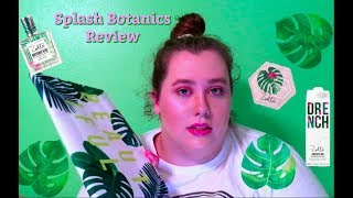 Zoella Beauty Splash Botanics Review