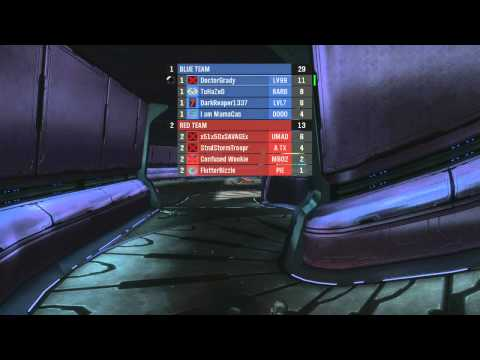 HALO REACH GAMEBATTLES UPDATE AS WELL AS EVIL CORP GAMING ANNOUNCEMENT