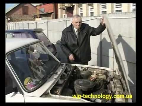Замена аккумулятора на Kia Rio 2012 - YouTube