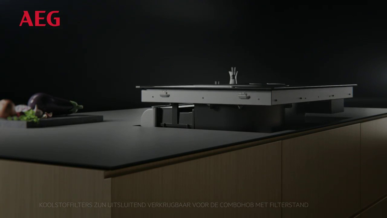 Aeg Keuken Inbouwapparatuur : Aeg combohob inductiekookplaat afzuigunit budgetplan youtube