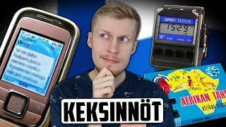 Tiesitkö näiden keksintöjen olevan Suomesta? feat. Tattis