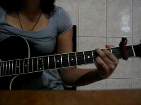 All About You Mcfly Guitar Coverchords Youtube