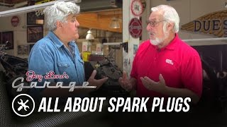 Skinned Knuckles: All About Spark Plugs - Jay Leno