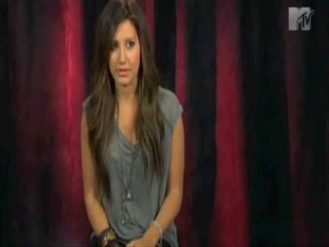 Ashley Tisdale Kissing Zac Efron Was 'DISGUSTING!' - Part II