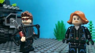 """Отрывок из """" Мстители: Гражданская Война """""""