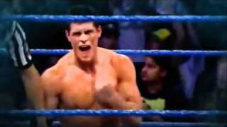 Cody Rhods new 2010 titantron
