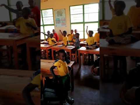 Rwanda school