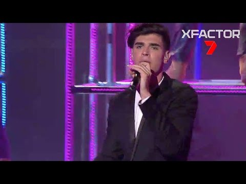 Vlado's performance of Ne-Yo's 'Closer' - The X Factor Australia 2016