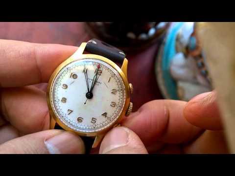 Junghans alarm Wrist watch ( Cal.89 )
