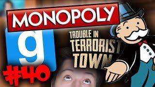 MONOPOLY W GARRY'S MODZIE!   Garry's Mod TTT #40