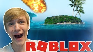 WORST DISASTER EVER! (Danish Roblox: natural disasters)