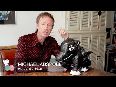 Terugblik TV programma Man bijt Hond - aan tafel bij Michael Abspoel