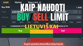 pirkti ir parduoti kriptocurrency