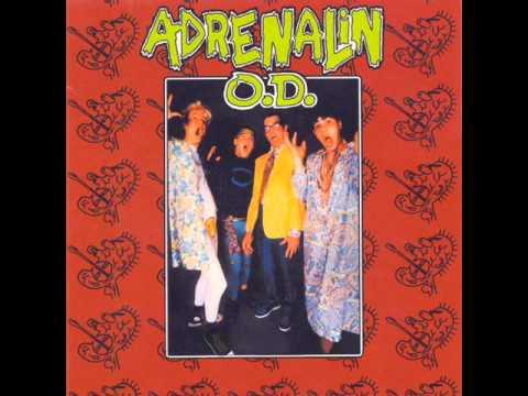 Adrenalin OD - AOD vs Son of Godzilla