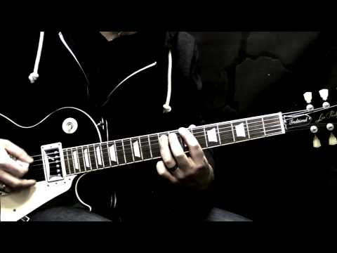 Black Sabbath - Iron Man - Guitar Cover (with Solos)