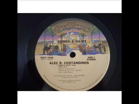 Romeo and Juliet 1978 Disco Full 12inch Version  Alec R Constandinos