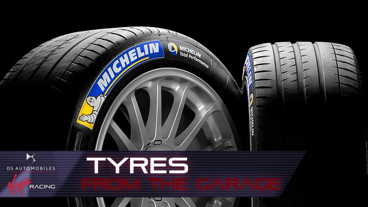 Formula E Tyres Explained From The Garage 2