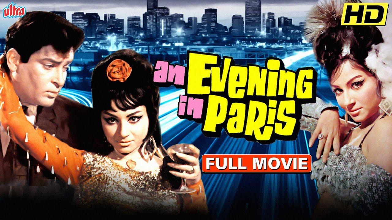 Download AN EVENING IN PARIS FULL MOVIE | Shammi Kapoor Superhit Classic Hindi Movie | Sharmila Tagore Movie