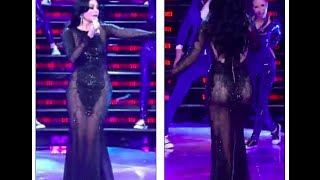 The dress that shocked the Arab world لباس هیفا جهان عرب را شوکه کرد