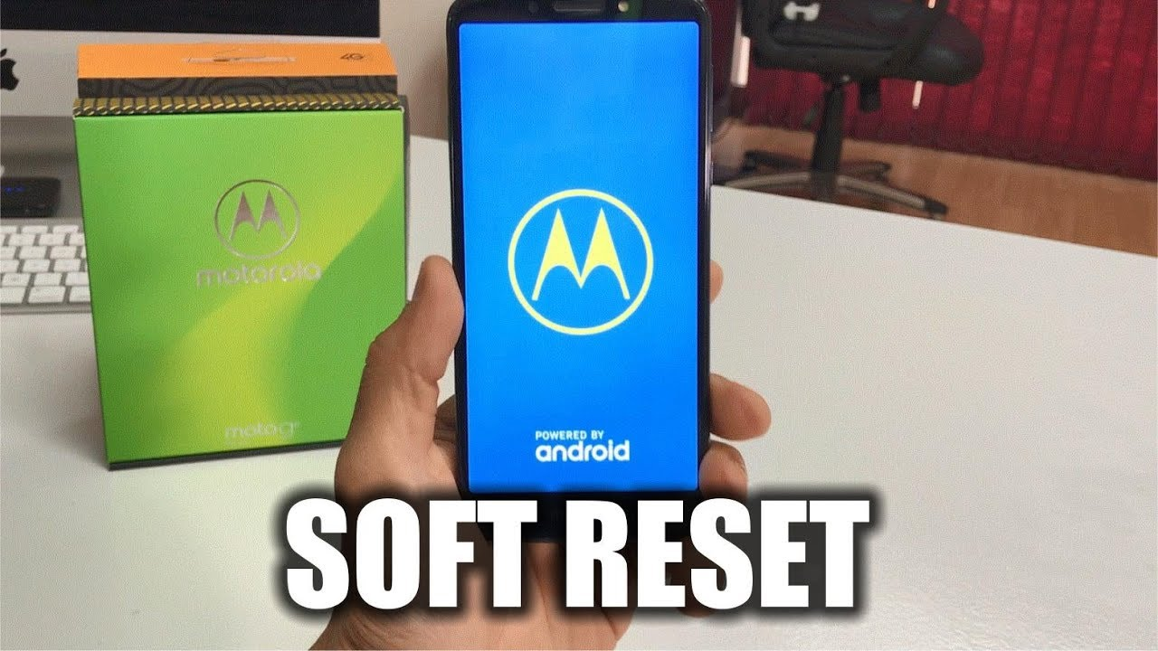 How to Reset Motorola Moto G6 Play - Soft Reset