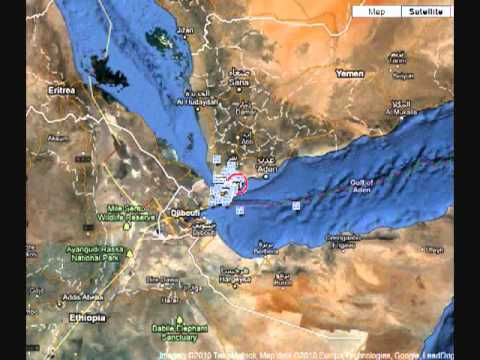 Gulf of Aden Stargate is Opening   Nov 14th