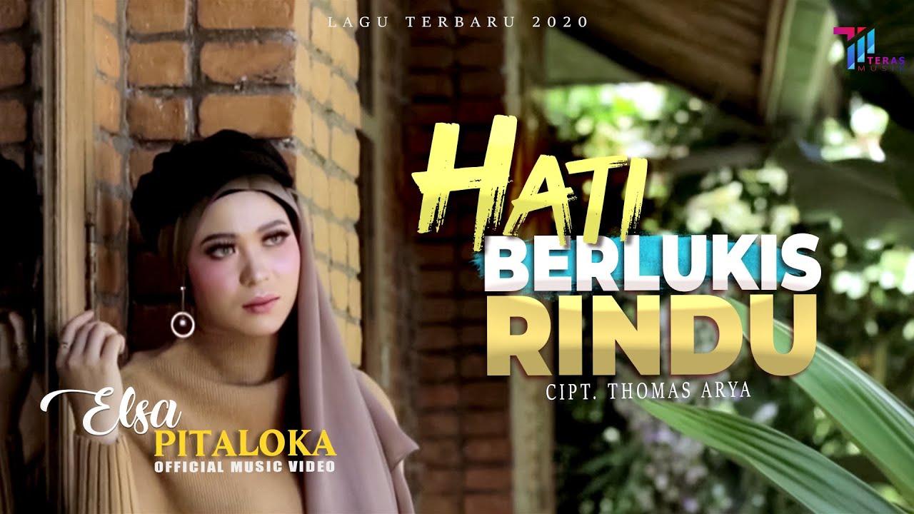 Elsa Pitaloka - HATI BERLUKIS RINDU (Official Music Video)