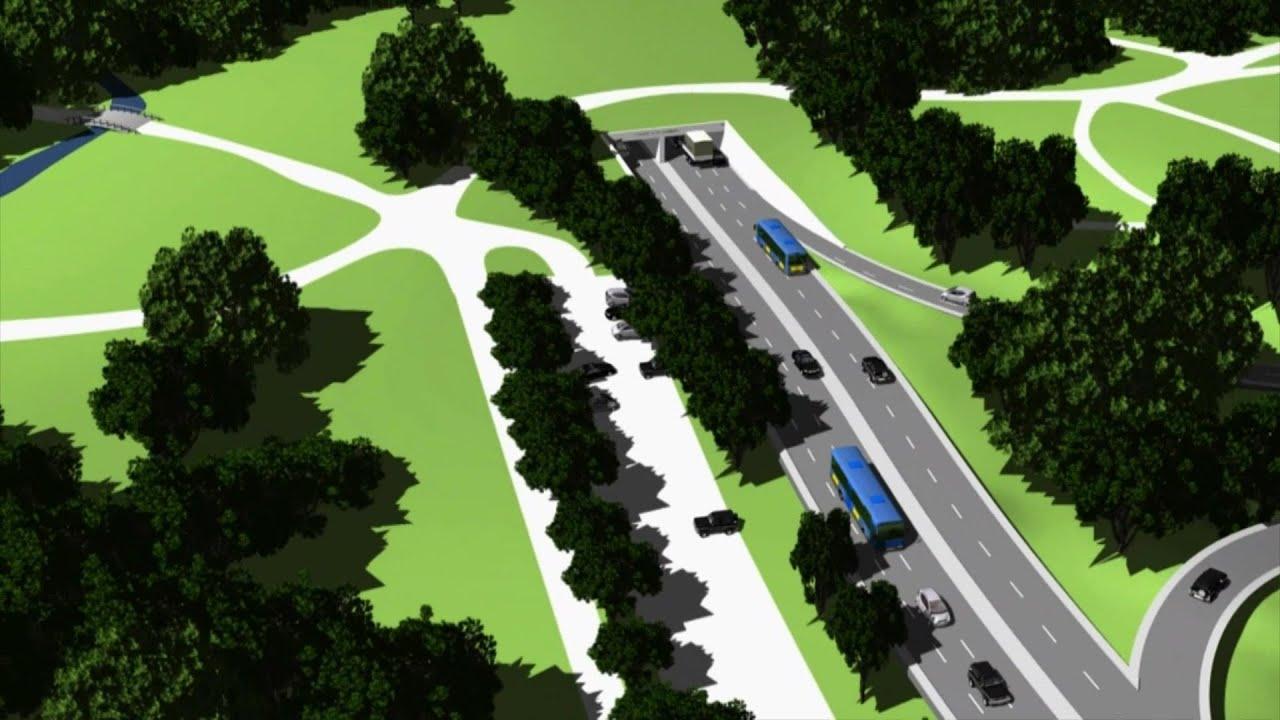 Englischer Garten Tunnel Entscheidung Im Stadtrat Naht Youtube