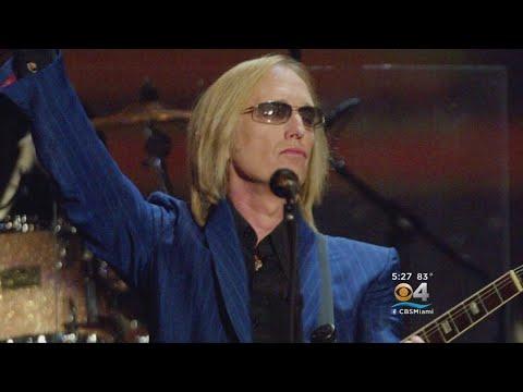Rock Superstar Tom Petty Dead At 66