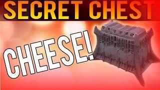 Taken Consumption SECRET CHEST Cheese - Dreadnaught Hidden Chests