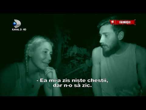 """Ghita A Fost Demascat In Fata Echipei! Ghita: """"Eu O Pocnesc Pe Elena Pana Plec De Aici!"""""""