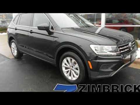 New 2019 Volkswagen Tiguan Middleton WI Madison, WI #VW6007