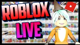 ROBLOX - 5.7K SUB GOAL! - PLAYING WITH SUBS! - PC/ENG 🦊