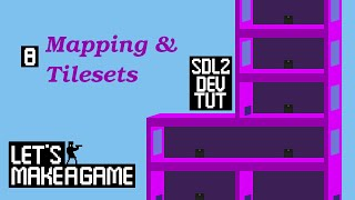 let s make a game 08 c sdl2 game tutorial 2017 tilesets and mapping