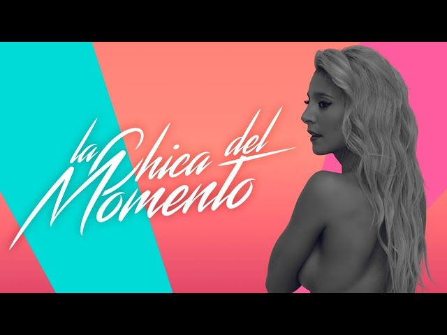 Manuel - La chica del momento (Video Lyric Oficial)