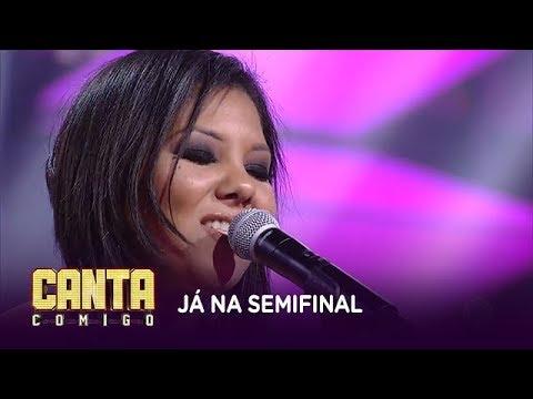 Grace Nascimento garante vaga na semifinal com hit de Donna Summer