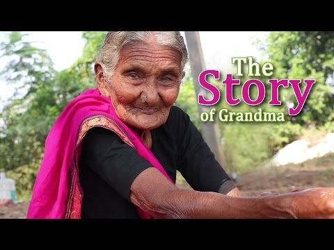 My 105 Years old Granny's Life Story || Country Foods