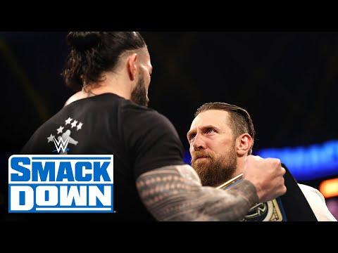 Roman Reigns makes a high-stakes challenge to Daniel Bryan: SmackDown, April 23, 2021