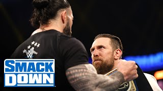 Roman Reigns makes a high-stakes challenge to Daniel Bryan: SmackDown, April 23, 2021
