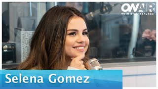 Selena Gomez Ready to Move On and Teases 'I Saved the Best for Later' | On Air With Ryan Seacrest