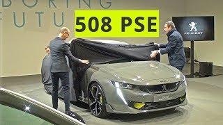 508 PSE, first presentation