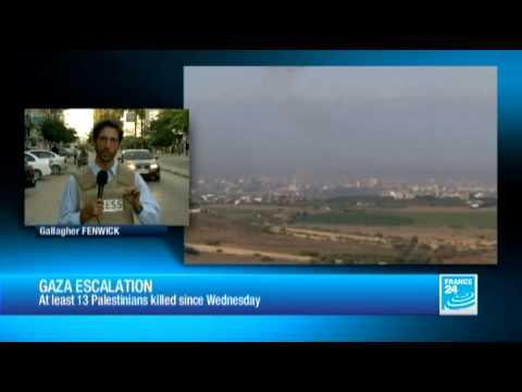 Gaza Escalation : troubling coincidence with electoral agenda in Israel ?