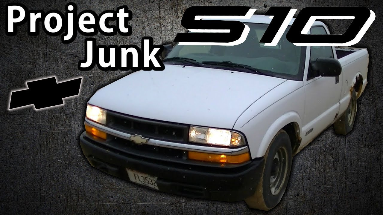 project junk s10 2001 chevy s10 intro  [ 1280 x 720 Pixel ]