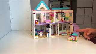 Lego Friends - Stephanies Haus