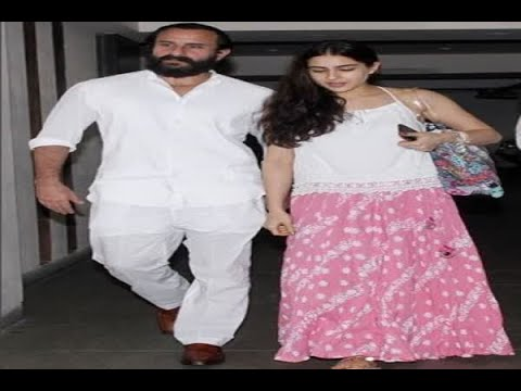 UNSEEN pictures of Sara Ali Khan`s 23rd Birthday Bash