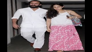 UNSEEN Pictures Of Sara Ali Khan's 23rd Birthday Bash | ABP News